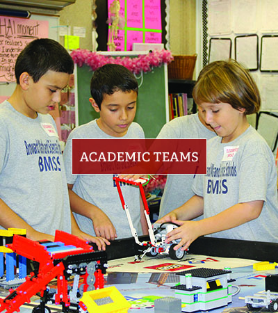 Robotics at BMSS